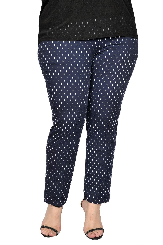 Pantalon bumbac cu puncte, model 9891